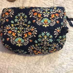 Large Vera Bradley Cosmetic Bag